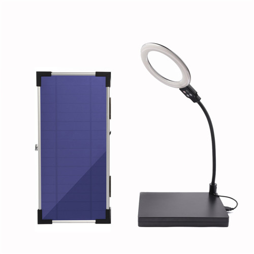 PSS-816B portable solar light kit
