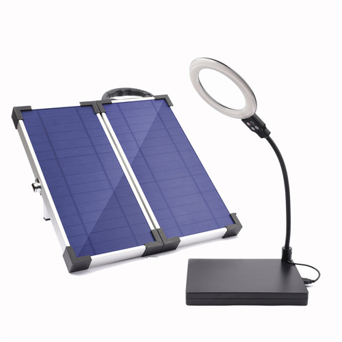 PSS-816A portable solar light kit