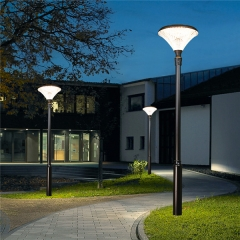 SCL-002plus solar courtyard light