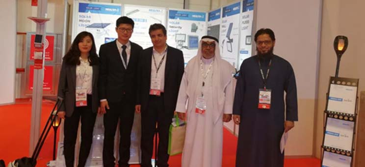 Meet us at MEE EXPO in DUBAI, UAE